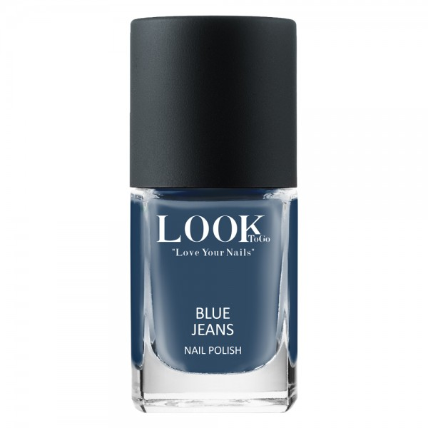 """Nagellack """"Blue Jeans"""" von Look-To-Go"""
