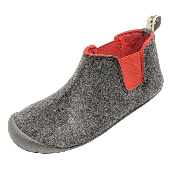 GUMBIES – Brumby, CHARCOAL-RED