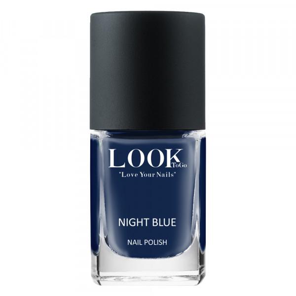 """Nagellack """"Night Blue"""" von Look-To-Go"""