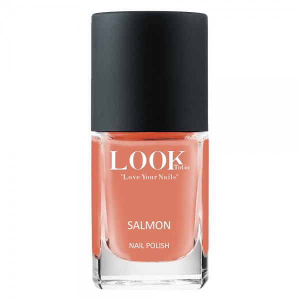 "Nagellack ""Salmon"" von Look-To-Go"