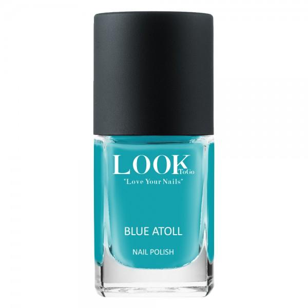 """Nagellack """"Blue Atoll"""" von Look-To-Go"""