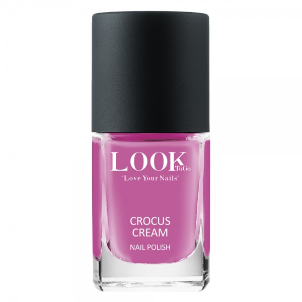 """Nagellack """"Crocus Cream"""" von Look-To-Go"""