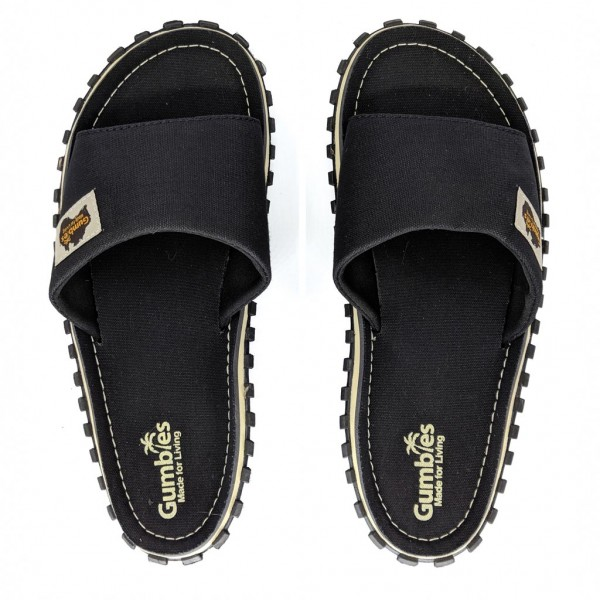 GUMBIES – Slides, BLACK
