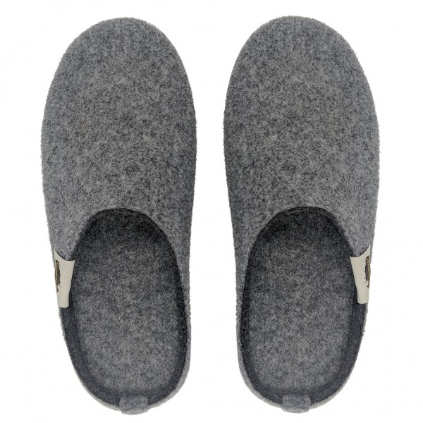 GUMBIES – Outback Slipper, GREY-CHARCOAL